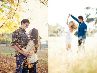 7 Incredible Engagement Shoot Ideas