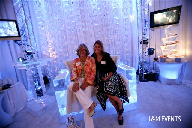Ice Lounge Crystal Bead Curtain