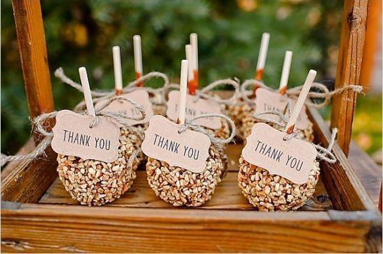4 Modern Ideas For Your Fall Wedding