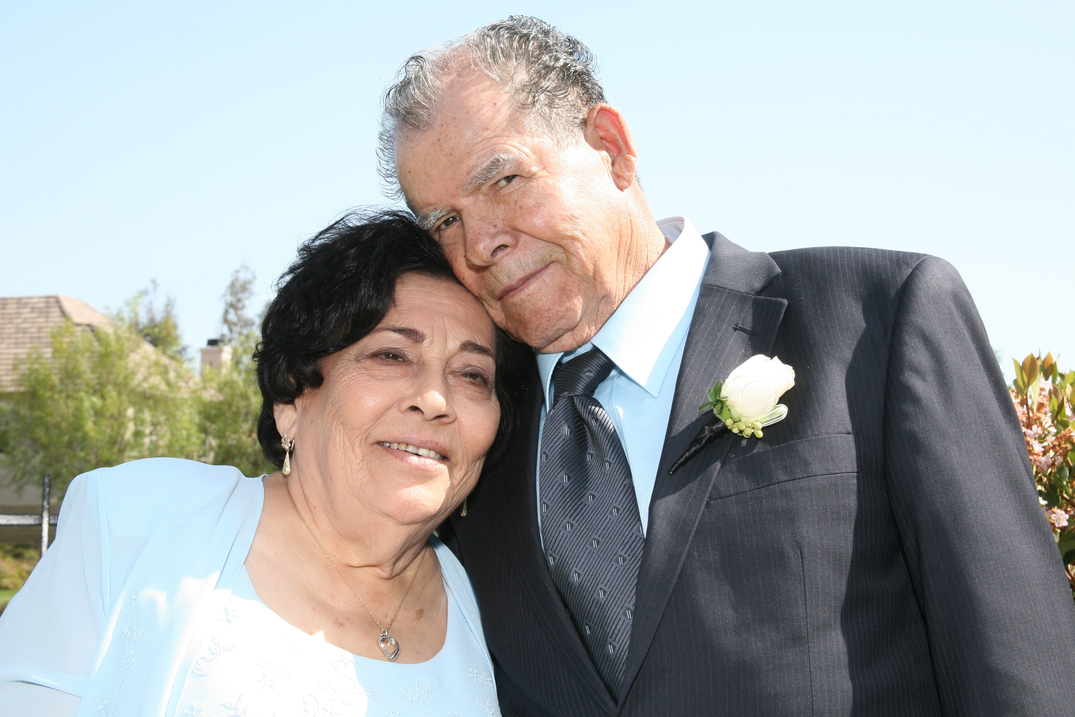 Lopez 60th Anniversary Couple.JPG