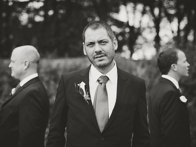 Ensure your Groom and his Groomsmen stay cool at your outdoor wedding