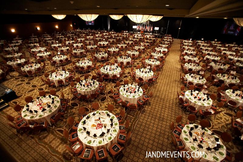 ACCA Bonaventure CA ballroom