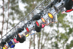 Lighting for Stages and Bands