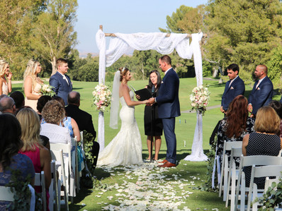 How This Outdoor Wedding Was Almost Ruined