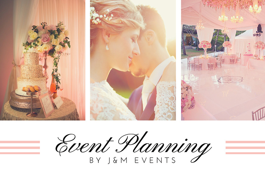 WEDDING PLANNING at J&M