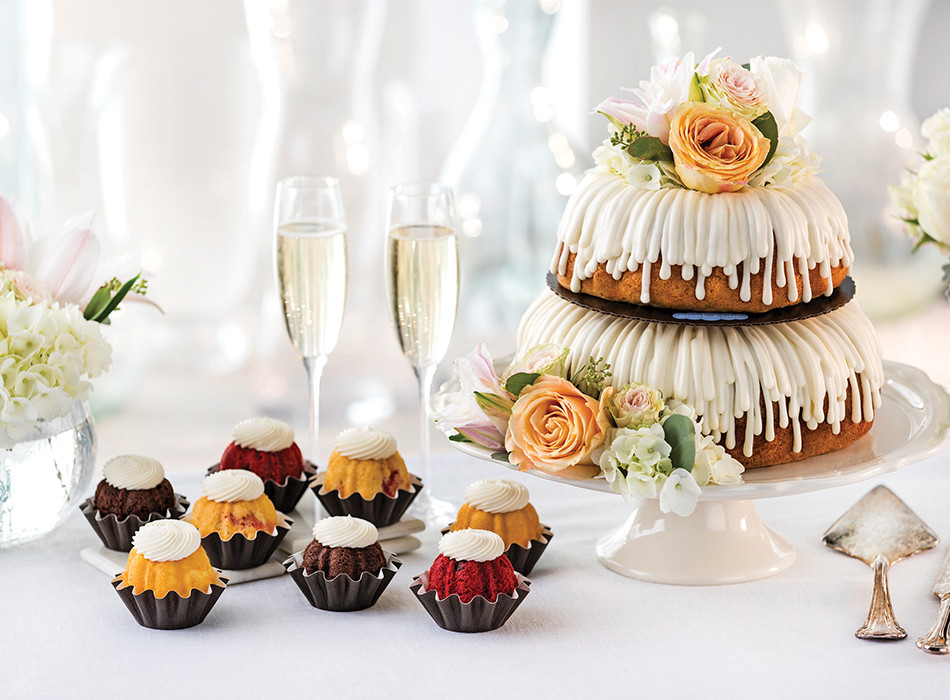 Nothing Bundt Cakes Wedding