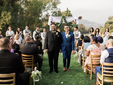 Real Wedding Series: George & Javier