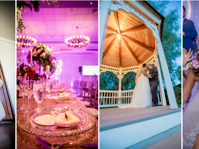Why you need J&M's all-inclusive wedding services