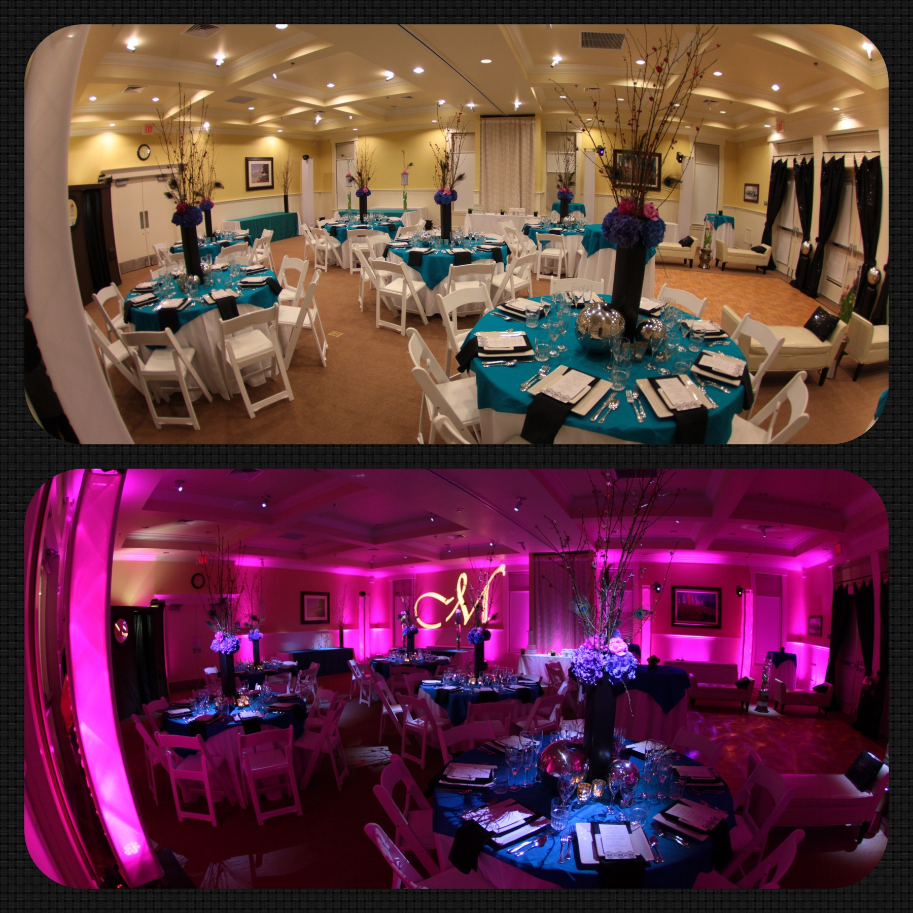 Event Lighting transformation