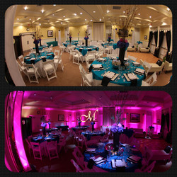 Event Lighting transformation