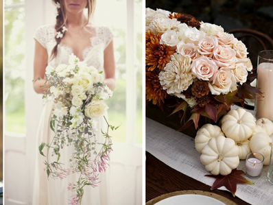 The Ultimate Guide To Your Fabulous Fall Wedding