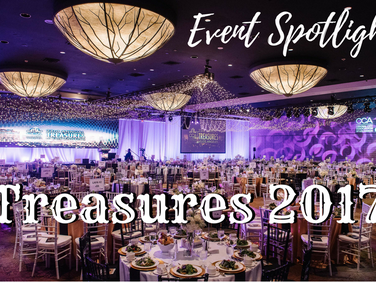 Event Spotlight: Treasures 2017