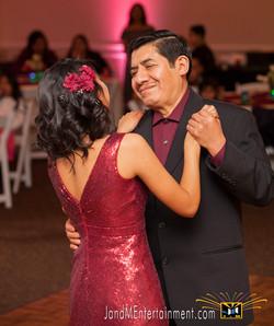 Daniella's Quinceanera_Father Daughter Dance_50's theme