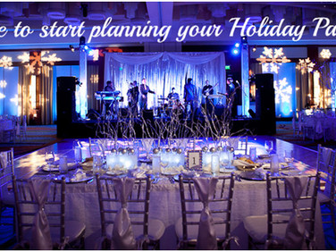 Tips To Your Most Successful Holiday Party (Part 3)