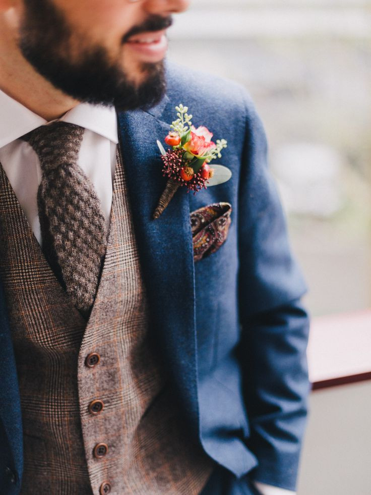 Ideas For Dressing Your Groom