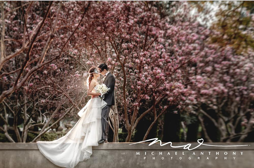 Wedding photographer Michael Anthony