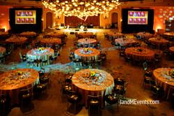 Beverly Hills Hotel Crytal Ballroom