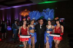 Vegas Theme-showgirls