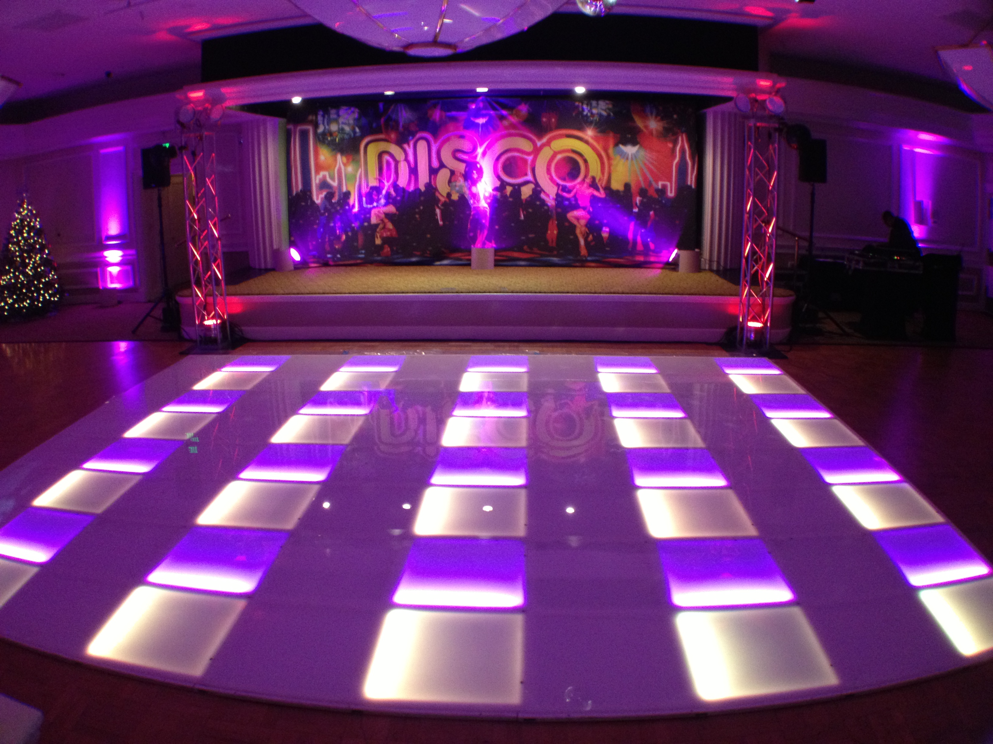 Disco Themed Event