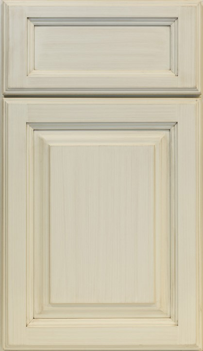 Full Overlay with Raised Panel Door and