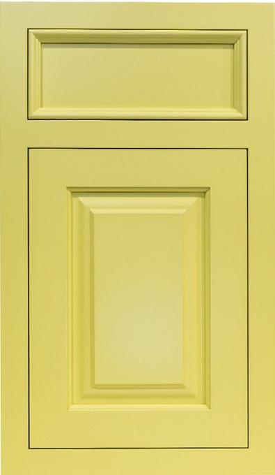 Flush Inset with Raised Door Panel, 5 Pi
