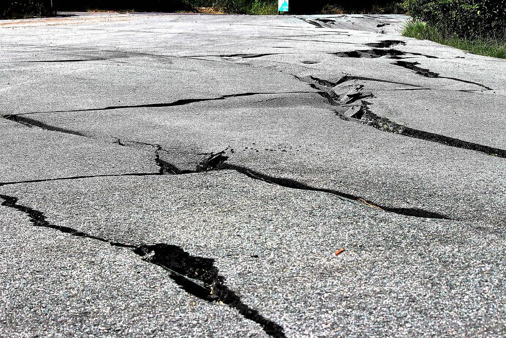 地震への備え