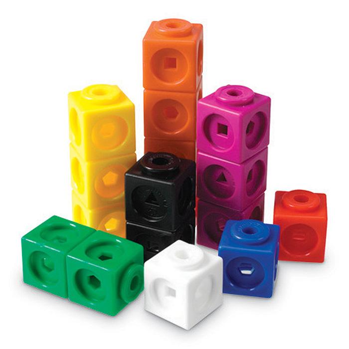 Multilinks/unifix cubes