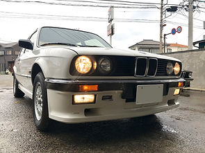 BMW E30 325i θ イーター