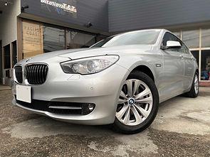 BMW 535GT オプションサンルーフ