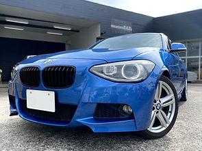 BMW F20 116i Msport
