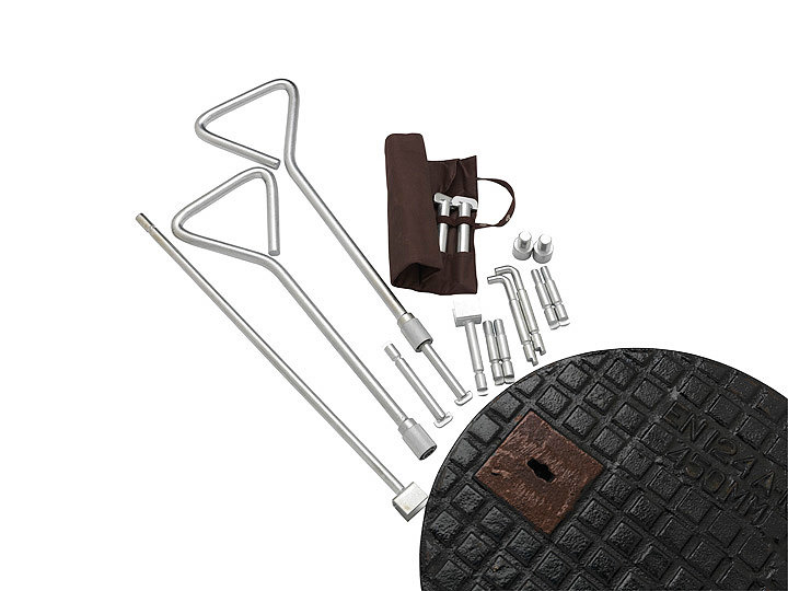 DAD Manhole key set