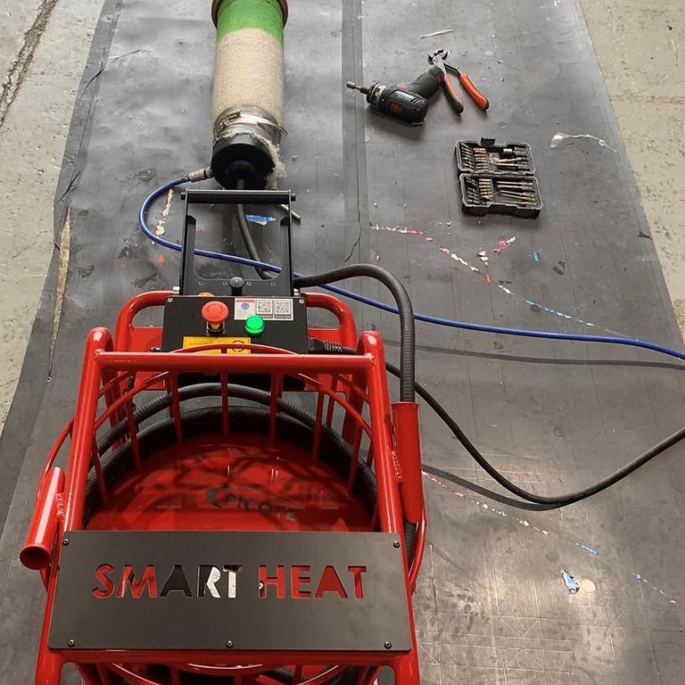 Brawoliner /  Houseliner cipp Training