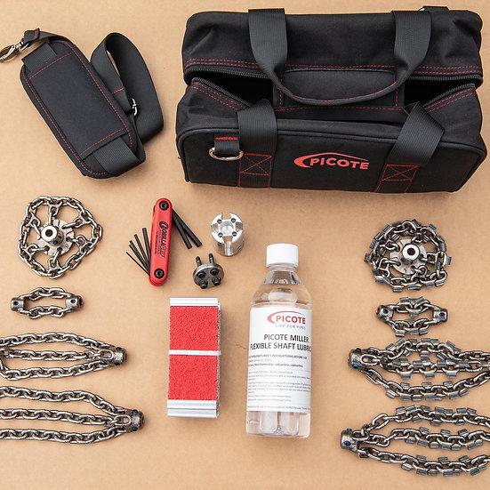 CJK Mini Miller Starter Kit (8mm)