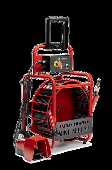 Battery Powered Mini Miller