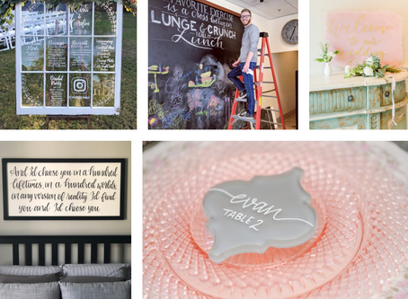 Vendor Spotlight | Calligraphy
