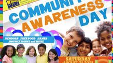 Annual Community Awareness Day - August 21st