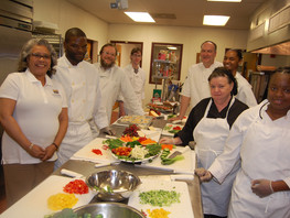 Enroll in Culinary Arts!!    Classes begin Sept 8