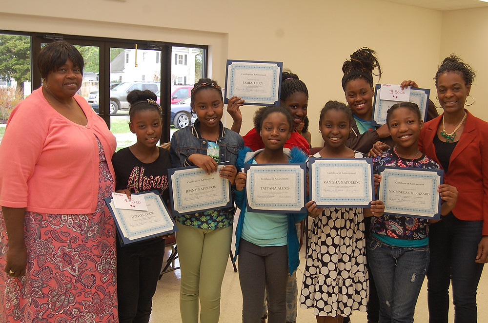 Selma Essay Winners