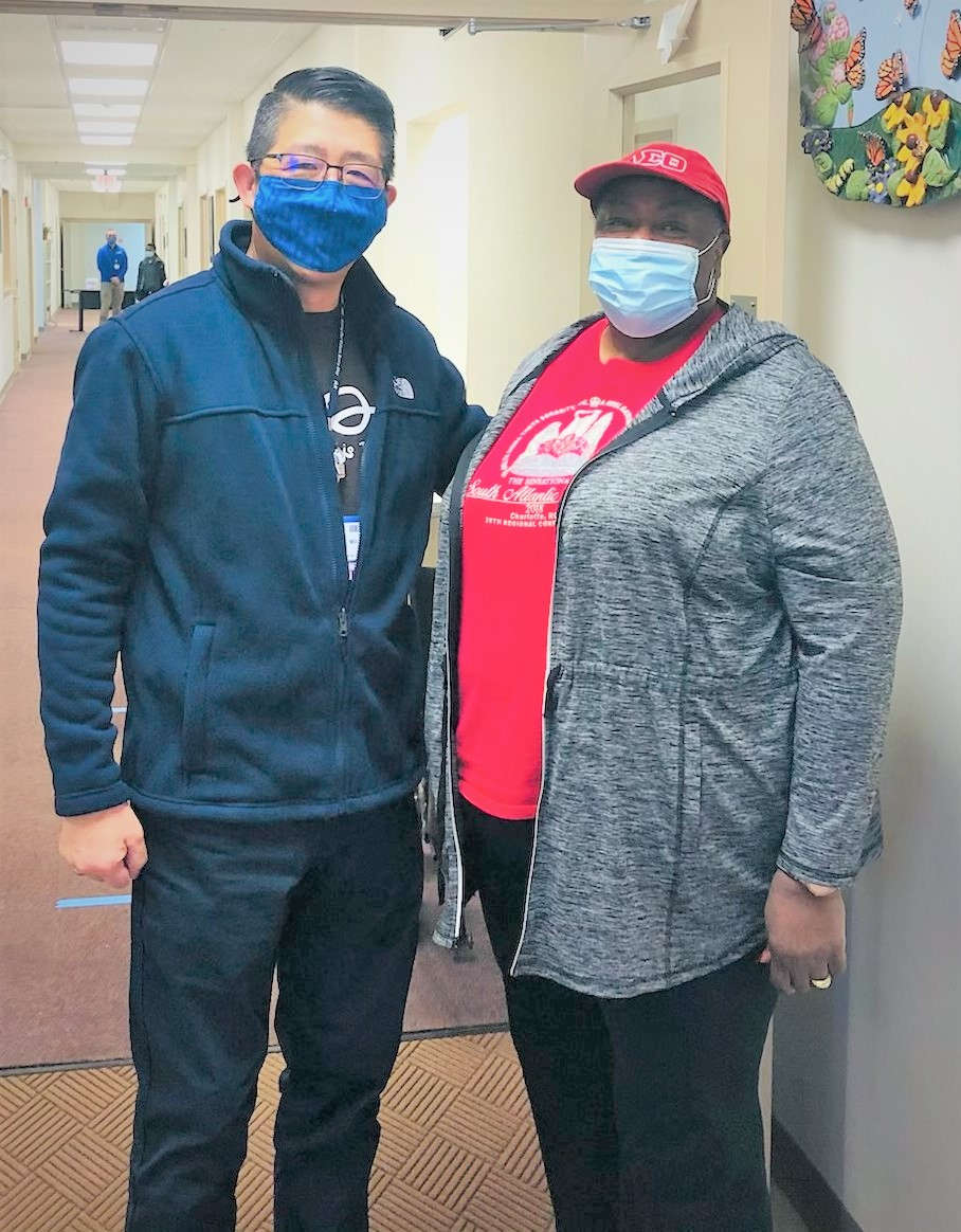 Dr. Tam & Bernice Edwards