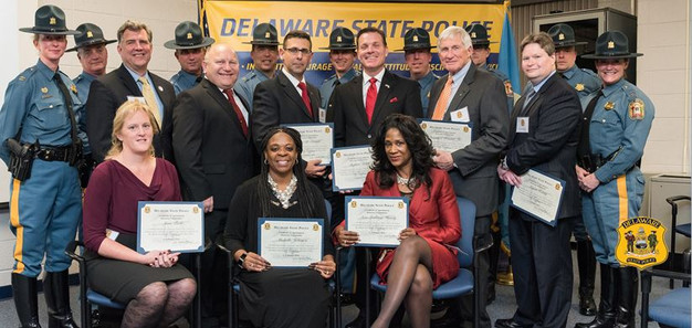 First State Employees Named Honorary Commanders