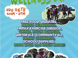 FATHER AND FAMILY COMMUNITY WELLNESS DAY