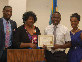 Employment Program Recognizes Youth Workers