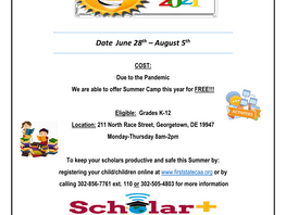 It's Time to Register for Summer Camp!
