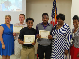 Recognizing Summer Youth Workers