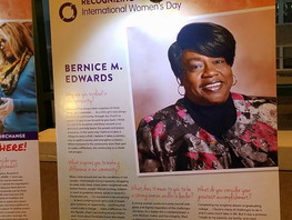 Beebe Healthcare celebrates local women, honors Bernice Edwards