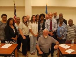 Senator Carper Visits First State