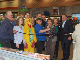 First State receives donation from Royal Farms...