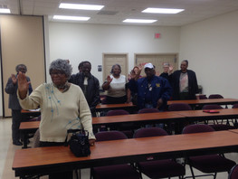 Local Officials Show Support of Senior Corps
