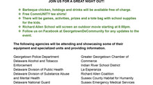 Georgetown CommUNITY National Night Out