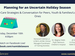 Planning for an Uncertain Holiday Season - Dec 10th